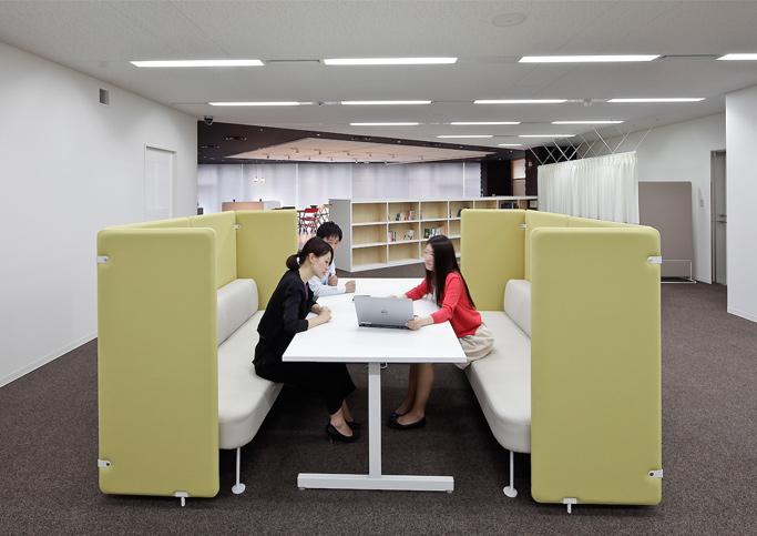 株式会社タツノ 様 オフィス移転 事例紹介